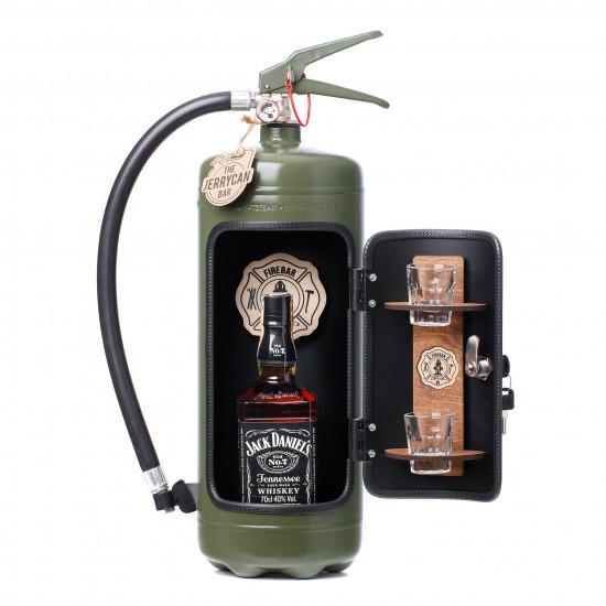 FIREBAR - military green matt (limited edition)